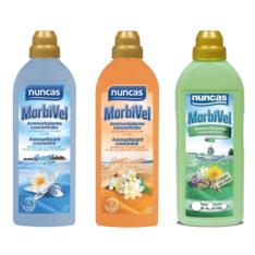 MorbiVel ammorbidente concentrato 3 diverse profumazioni- Nuncas