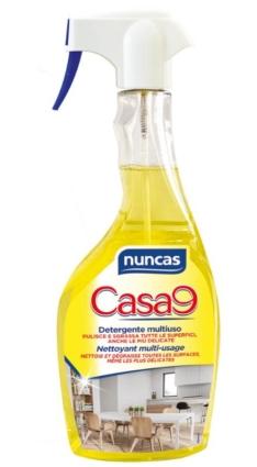 Casa9 detergente sgrassante multiuso – Nuncas