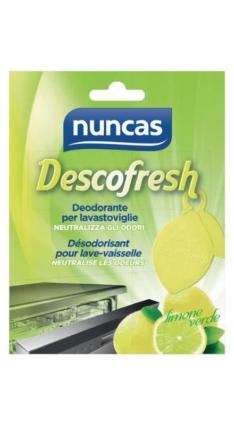 Descofresh deodorante per lavatrice – Nuncas