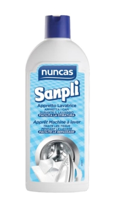 Sanpli appretto lavatrice 500 ml – Nuncas