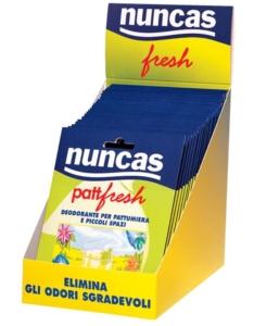 Pattfresh deodorante per pattumiera e piccoli spazi – Nuncas